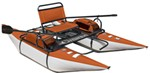 Classic Accessories 8' Pontoon Boat - The Cimarron - Copper and Silver