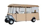 Classic Accessories Deluxe Enclosure for 6-Person Golf Carts