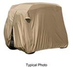 Classic Accessories Easy-On Storage Cover for 6-Person Golf Cart