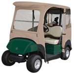 Classic Accessories Golf Cart Enclosure for Yamaha Drive 2-Person Cart