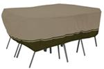 "Classic Accessories Villa Cover for Patio Table-and-Chair Set - 88"" Long x 58"" Wide"