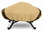 "Classic Accessories Round Fire Pit Cover - Veranda Elite - 44"" Diameter"