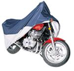 Classic Accessories Weather-Resistant Motorcycle Cover - 1,100 cc