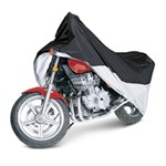 Classic Accessories Weather-Resistant Motorcycle Cover - 1,500 cc