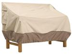 "Classic Accessories Patio Bench Cover - Veranda Collection - 58"" Long"