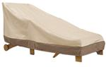 "Classic Accessories Patio Chaise Lounge Cover - Veranda Collection - 78"" Long x 36"" Wide"