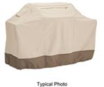 "Classic Accessories Heavy-Duty, Cart BBQ Cover - Veranda Collection - 72"" Long x 26"" Wide"