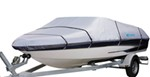"Classic Accessories Silver Max Boat Cover - 14' to 16' Long - Up to 90"" Beam"