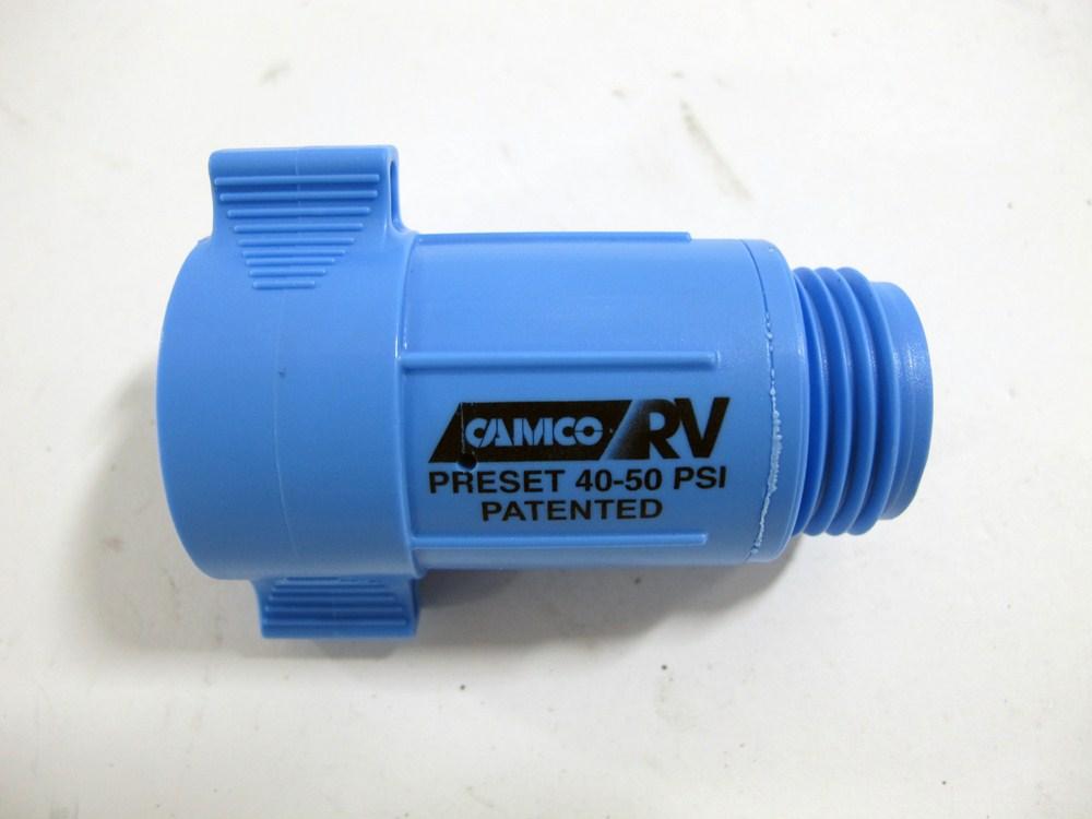 camco rv water pressure regulator abs plastic camco plumbing cam40143. Black Bedroom Furniture Sets. Home Design Ideas