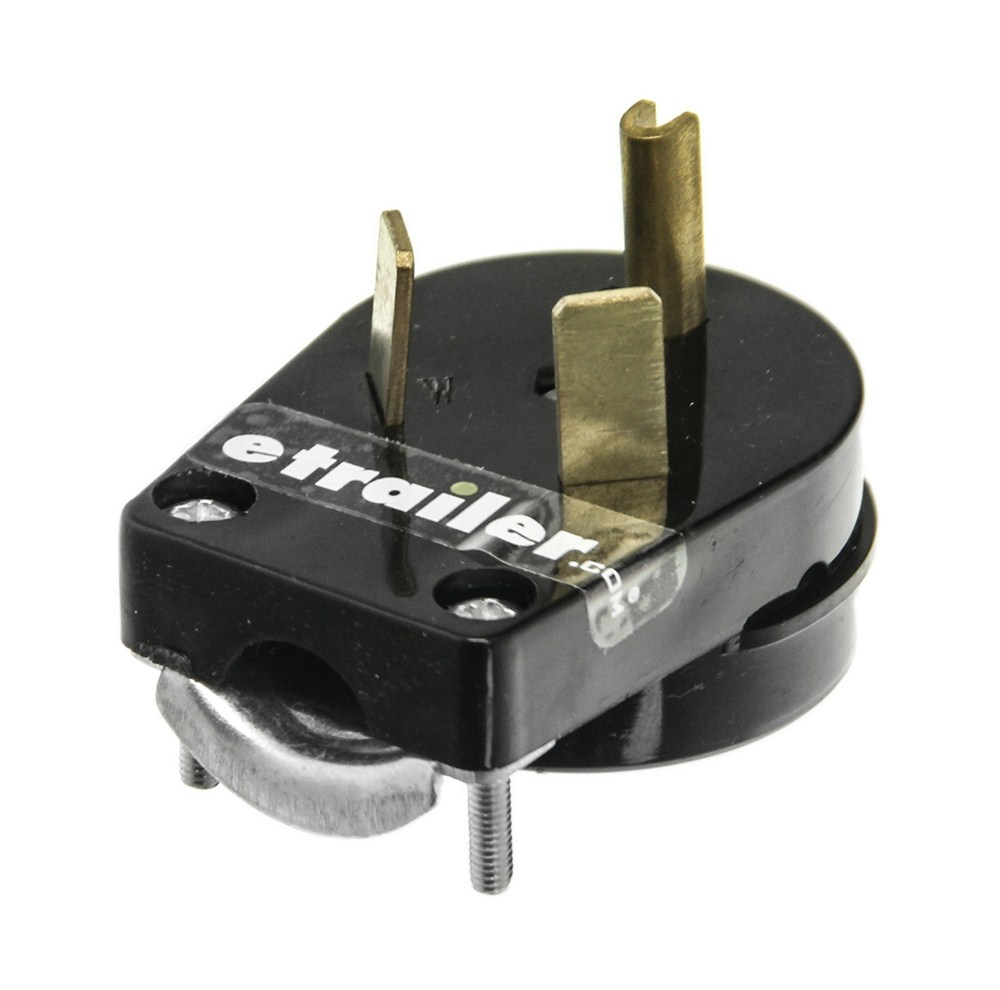 Rv Replacement Parts : Camco replacement rv power cord plug v amps