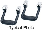 Carr 2009 Dodge Ram Pickup Tube Steps - Running Boards