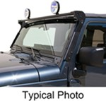 Carr 2004 Jeep Wrangler Light Bars