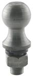 "Hitch Ball with 2"" Diameter and Medium Shank, 7,500 lbs GTW"