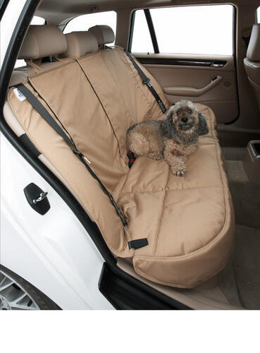 2003 Ford Expedition Seat Covers Canine Covers DCC4081BK
