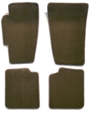 2005 Titan by Nissan Floor Mats Covercraft CC76153481
