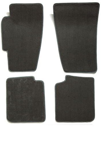 2008 Wrangler by Jeep Floor Mats Covercraft CC76207176