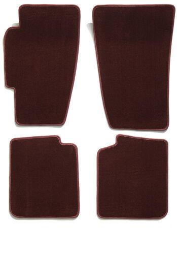 2008 Wrangler by Jeep Floor Mats Covercraft CC76207194