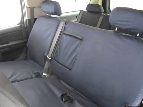 2008 Wrangler by Jeep Seat Covers Covercraft SS7388PCBL