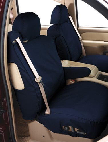 2012 Tacoma by Toyota Seat Covers Covercraft SS2403PCBL