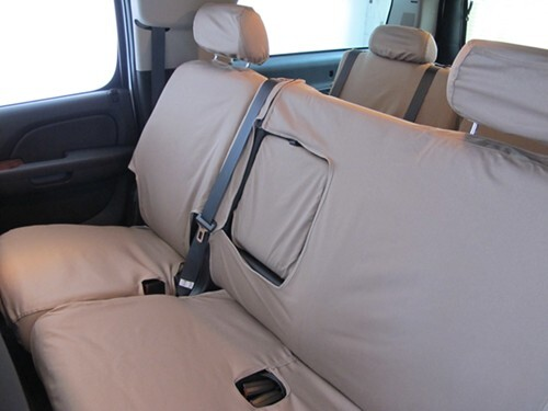 1998 Suburban by Chevrolet Seat Covers Covercraft SS8267PCSA