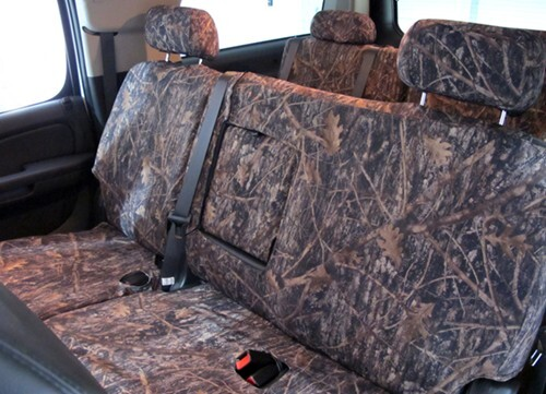 2008 Liberty by Jeep Seat Covers Covercraft SS7392TTCB