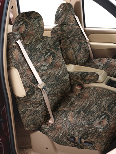 2009 Chevrolet Colorado Seat Covers Covercraft SS3365TTCB