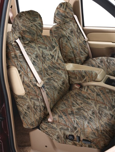 2008 F-250 and F-350 Super Duty by Ford Seat Covers Covercraft SS2396TTFT