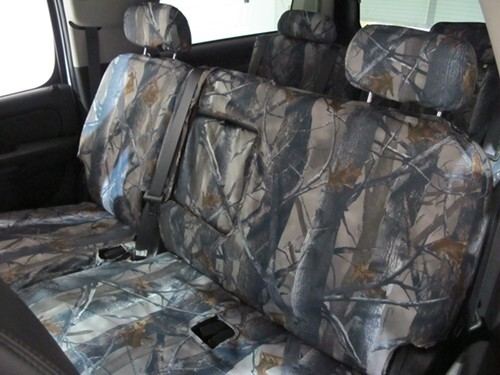 2012 Equinox by Chevrolet Seat Covers Covercraft SS7453TTXD