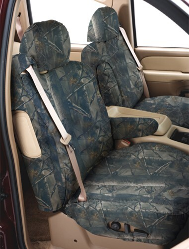 2000 Chevrolet Tahoe Seat Covers Covercraft SS3301TTXD
