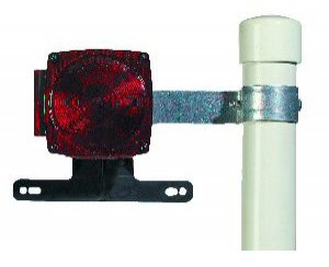Ce Smith Light Mounting Brackets For Post Style Boat