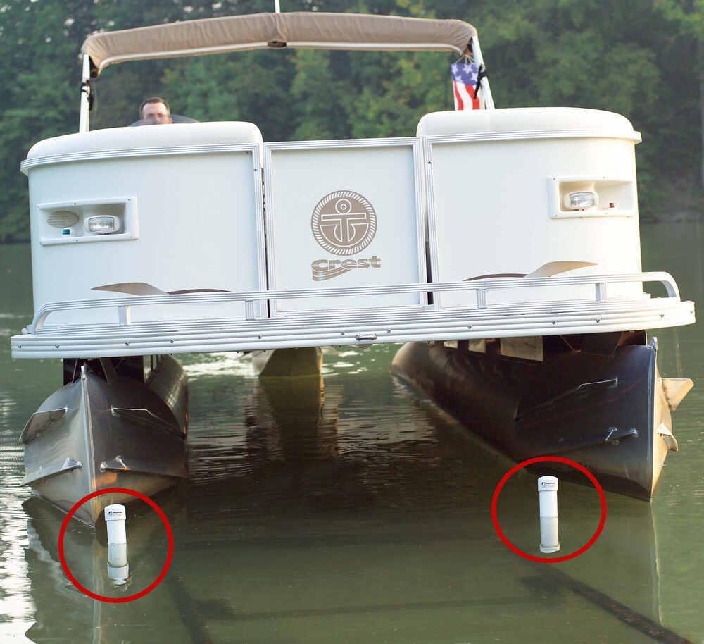 Pontoon boat trailer guide rollers uk