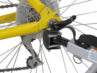 Kids Bike Trailers Chariot Cougar Vs Burley D Lite