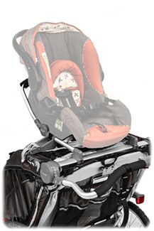 Thule Chinook Stroller And Jogger With Accessories 2