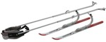 Sport Series Cross Country Skiing Conversion Kit for Chariot Cougar, Cheetah, Corsaire