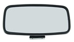 "CIPA Comp Rearview Boat Mirror - Convex - Round Windshield Mount - 14"" Long x 7"" Wide"