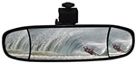 "CIPA Extreme Rearview Boat Mirror - Multi-Face - Windshield Mount - 20"" Long x 7"" Wide"