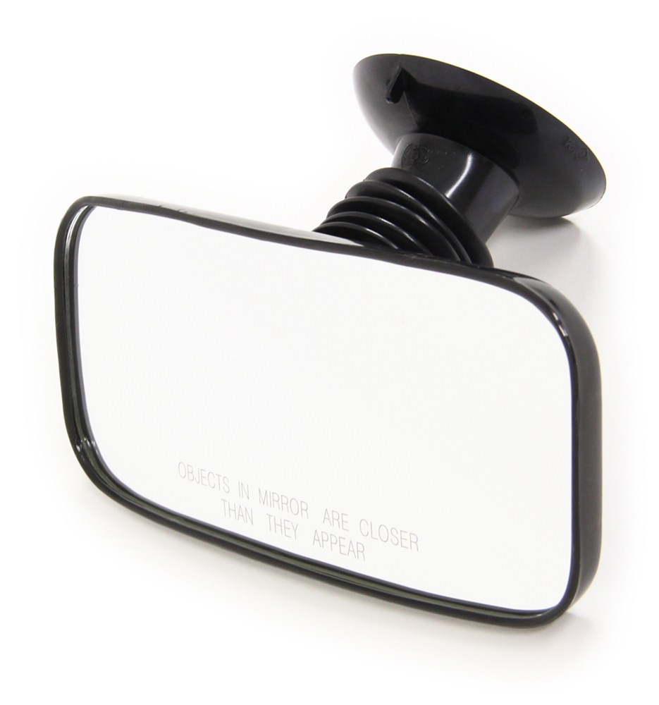 Cipa rearview boat mirror convex glass suction cup for Mirror yacht