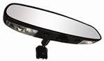 "CIPA Rearview Mirror with Map Lights and Day/Night Switch - 10"" Long"