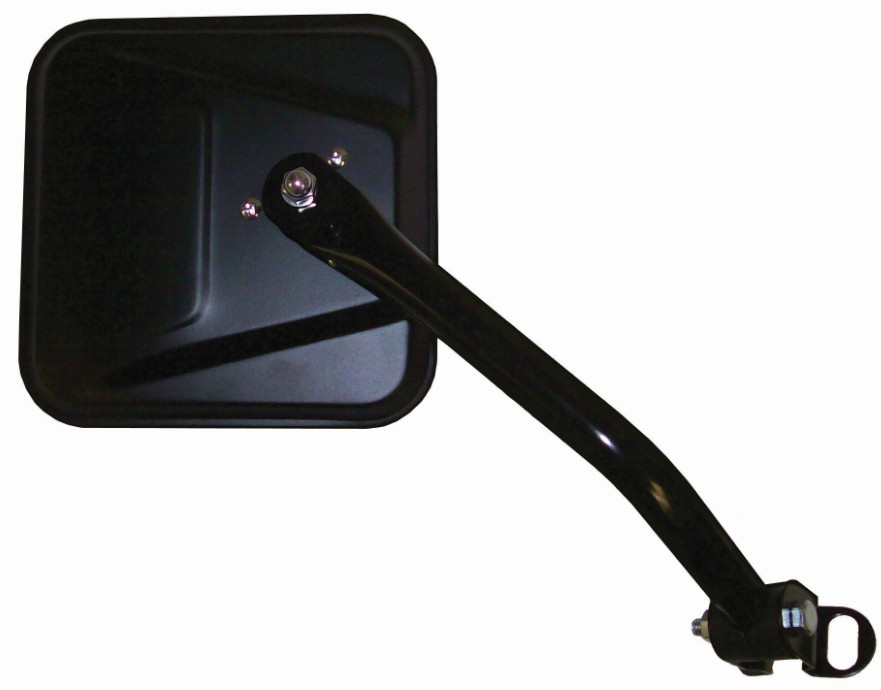 Cipa Replacement Side Mirror For Jeep Wrangler Black