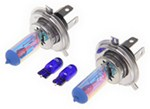 CIPA EVO Formance Spectras H4 Halogen Headlight Bulbs - Blue - Qty 2