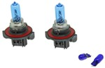 CIPA EVO Formance Spectras H13 Halogen Headlight Bulbs - Ultra White - Qty 2