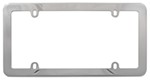 Stainless License Plate Frame - Stainless Steel