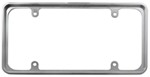 Perimeter License Plate Frame - Chrome