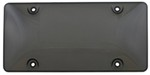 Cruiser Accessories Tuf Bubble Shield for License Plates - Smoke