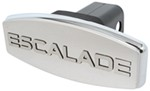 "Cadillac Escalade Trailer Hitch Cover for 1-1/4"" and 2"" Hitches"