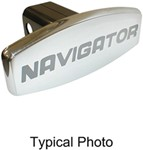 "Lincoln Navigator Trailer Hitch Cover for 1-1/4"" and 2"" Hitches"