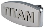 "Nissan Titan Trailer Hitch Cover for 1-1/4"" and 2"" Hitches"