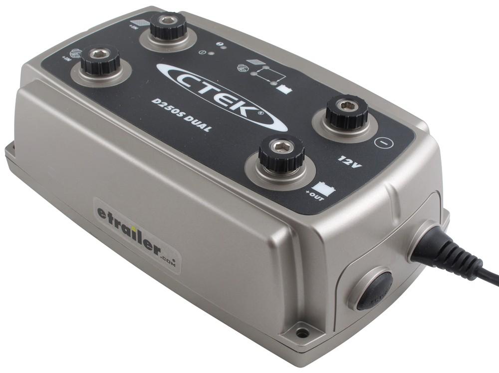 Ctek D250s Dual Universal 12