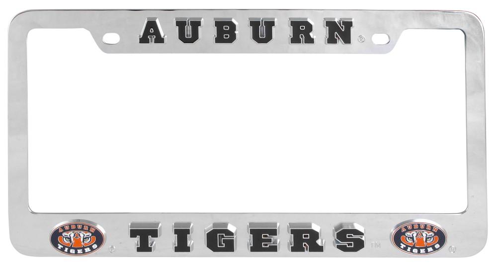 Auburn Tigers 3d Collegiate License Plate Tag Frame