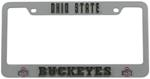 Ohio State Buckeyes 3D Collegiate License Plate Tag Frame